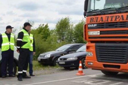 Штраф 51000 гривен: на украинских дорогах с 1 октября будет новый контроль