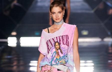 Состоялся показ новой коллекции Dolce&Gabbana весна-лето 2022